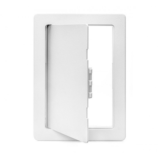 Professional Plastic Access Panels - Hinged and Reversible